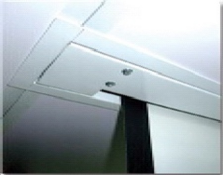 16 9 In Ceiling Electric Screen Projector Screens
