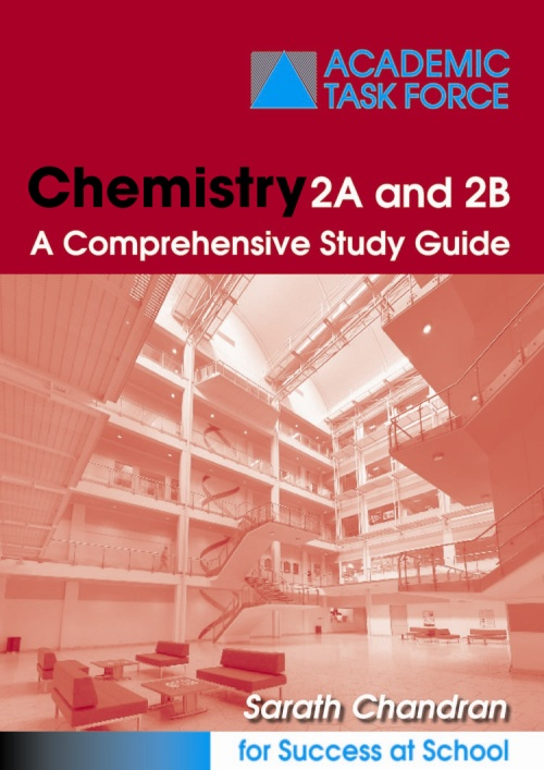 Chemistry 2A and 2B Study Guide