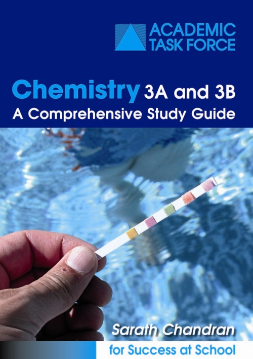 Chemistry 3A and 3B Study Guide and Workbook
