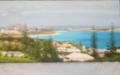 North Fremantle as seen from Cottesloe WA