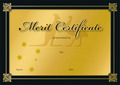 Gold (20) CARD Certificates NEW