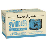 JAMES SQUIRE SWINDLER CARTON 24 X STBS