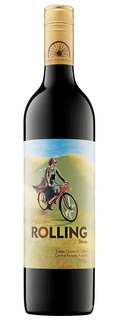ROLLING SHIRAZ 750ML