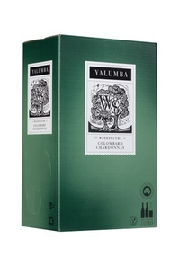 YALUMBA TRADITIONAL CLASSIC DRY WHITE CASK 2 LITRE