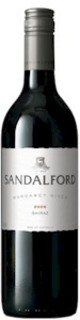SANDALFORD ESTATE CLASSIC DRY RED 750ML
