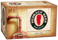 RED BACK BEER STUBBIE CARTON 24 STBS