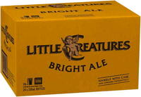 LITTLE CREAT BRIGHT ALE 24 x STUBBIES CARTON