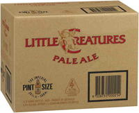 LITTLE CREAT PALE BOTTLE 568ML CARTON