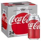 COCA COLA DIET CANS 24 CARTON