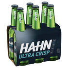 HAHN ULTRA CRISP GLUTEN FREE 6 PACK STUBBIES