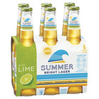 XXXX SUMMER BRIGHT LIME 6 PACK STBS
