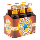 NEWCASTLE BROWN ALE 6 PACK 330ML STBS