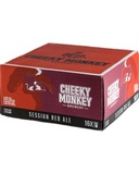 CHEEKY MONKEY SESSION RED ALE 3.5% 16 x 375ML TINNIES CARTON