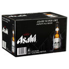 ASAHI SUPER DRY 24 x 330ML STUBBIES CARTON