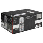 ASAHI SUPER DRY 24 x 500ML CANS CARTON