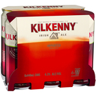 KILKENNY DRAUGHT ALE CANS 6 PACK 440ML
