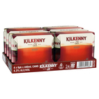 KILKENNY DRAUGHT ALE CANS CARTON 24 CANS