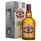 CHIVAS REGAL 12 YEAR OLD BLENDED SCOTCH WHISKEY 700ML