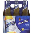 SAN MIGUEL 5% LOW CARB 6 PACK X 330ML STUBBIES