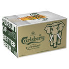 CARLSBERG ELEPHANT 24 X 330ml STUBBIES CARTON