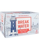 GAGE ROADS BREAK WATER PALE ALE 24 x 330ML STUBBIES CARTON