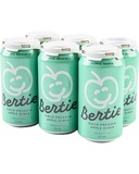 COLONIAL BERTIE CIDER 4.6% 6 x 375ML CANS