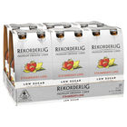 REKORDERLIG LOW SUGAR STRAWBERRY and LIME CIDER 24 x 330ML STUBBIES