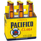 PACIFICO CLARA  6 PACK STUBBIES