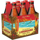 KONA LONG BOARD LAGER STUBBIES 6 PACK x 355ml stbs