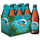 KONA BIG WAVE GOLDEN ALE STUBBIES 6 PACK x 355ml stbs