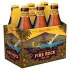 KONA FIRE ROCK PALE ALE STUBBIES 6 PACK x 355ml stbs