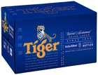 TIGER BEER 24 x STUBBIES CARTON