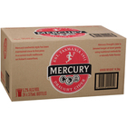 MERCURY DRAUGHT 24 x 375ML STUBBIES
