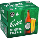 COOPERS PALE ALE BOTTLE 12 X 750ML CARTON