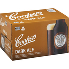 COOPERS DARK ALE 24 X STUBBIE CARTON