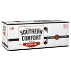 SOUTHERN COMFORT and COLA 10 PACK 375ML CANS