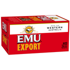 EMU EXPORT STUBBIES CARTON 24 STBS
