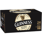 GUINNESS STOUT STUBBIES 24 X 375ML CARTON
