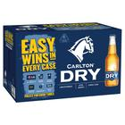 CARLTON DRY STUBBIES CARTON 24