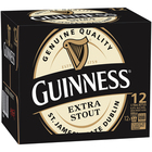 GUINNESS STOUT BOTTLE 12 X 750ML CARTON