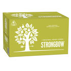 STRONGBOW PEAR CIDER 24 x 355ML STUBBIES