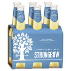 STRONGBOW LOW CARB CIDER 6 x 355ML STUBBIES