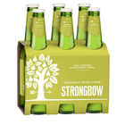 STRONGBOW PEAR 6 PACKS 355ML STUBBIES