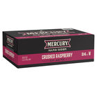 MERCURY HARD CRUSHED RASPBERRY 8.2% 24 X 375ML CANS