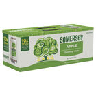 SOMERSBY APPLE 10 PACK CANS 375ML