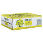 SOMERSBY PEAR 30 PACK CANS 375ML