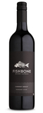FISHBONE BLACK CABERNET MERLOT 750ML