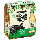 ORCHARD THIEVES APPLE CIDER 6 x 330ML STUBBIES