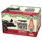 ORCHARD THIEVES RED APPLE CIDER 24 x 330ML STUBBIES
