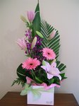 Flowers arrangement that will Please! - delivered